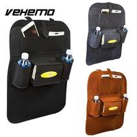 Car Back Seat Boot Organizer Storage Bag Multi Pocket Car Felt Covers Seat Covers Protective Covers for Car Seats Car Styling