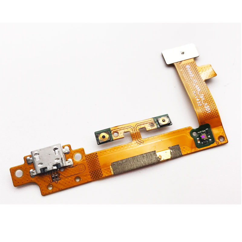 Original New For Lenovo Yoga Tablet 2 1050 Micro USB Charging Dock Port Connector Flex Cable Ribbon