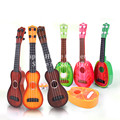 2017 1 Pcs Kids 4 String Guitar Toy Simulation Early Educational Toys Musical Guitar