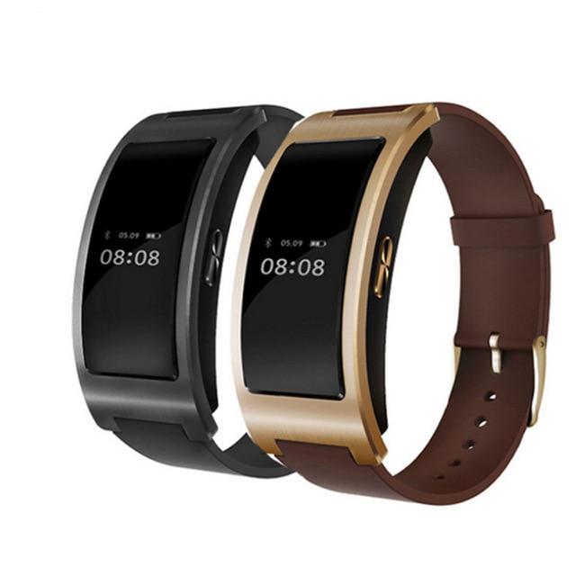 imágenes para Bluetooth Inteligente Reloj de Pulsera Banda de presión arterial CK11 Gimnasio Heart Rate Monitor Podómetro Smartwatch Para Android IOS Teléfono