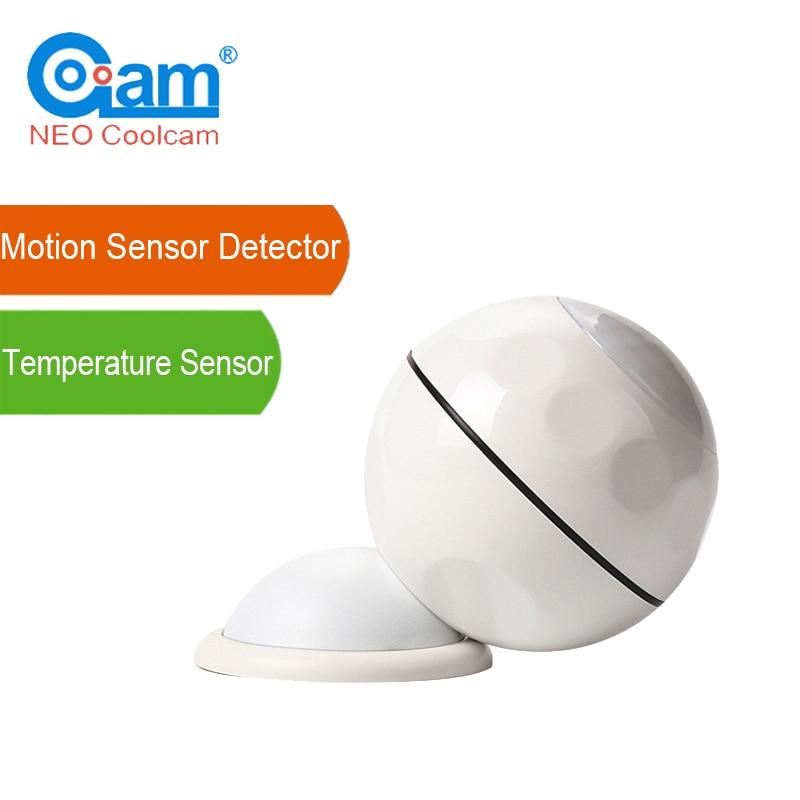 NEO COOLCAM NAS-PD02ZT Z-wave Plus PIR Motion Sensor Detector+Temperature Sensor Z wave Alarm System Motion Sensor EU 868.4MhzNEO COOLCAM NAS-PD02ZT Z-wave Plus PIR Motion Sensor Detector+Temperature Sensor Z wave Alarm System Motion Sensor EU 868.4Mhz