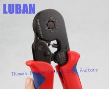 HSC8 6-6A HSC8 6-6 MINI-TYPE SELF-ADJUSTABLE CRIMPING PLIER 0.25-6mm terminals crimping tools multi tool tools