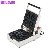 BEIJAMEI New Arrival Heart Shape Commercial Donut Making Machine Electric Donut Machine Heart, Heart Shape For Machine