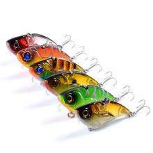 Full-swimming Vib Bait 5.3cm/14.3g Ultra-long Throw Plastic Bait Artificial Baits Allure Simulated Good Qualit Outdoor Colorful good bait