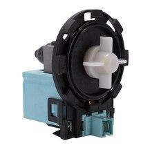 220V washing machine drain pump motor b20 6 full copper washer replacement repair tools parts
