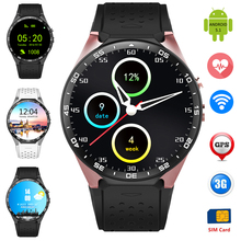 Original ZW88 Smart Wrist Watch Phone Support 3G WCDMA SIM Card GPS Heart Rate Android 5.1 Smartwatch Fitness Tracker Mp3 Player