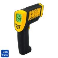 AR872 IR Laser Point Gun Non Contact Infrared Thermometer LCD Digital Infrared Thermometer 18~1350C ( 58~2282F)
