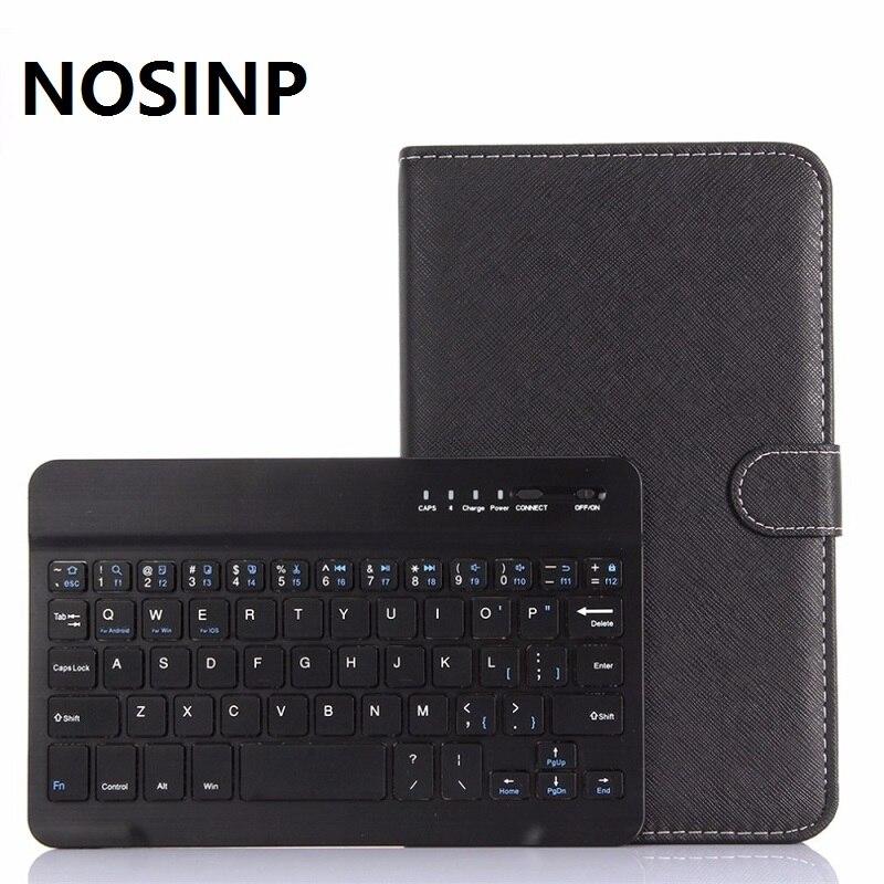 imágenes para NOSINP Para Xiaomi mi Max2 Max 2 caso Pistolera Del Teclado Bluetooth Inalámbrico Universal para Teléfonos Móviles 6.44 inch por libre gratis