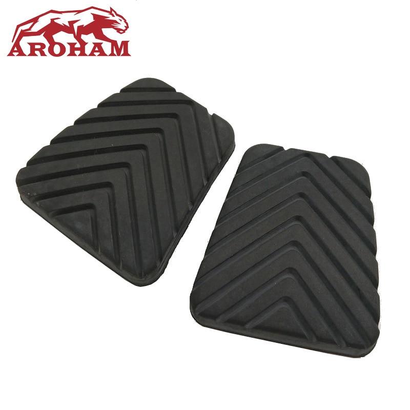 2x Genuine Vego Pedal Brake Pedal Clutch Pedal Cover Toyota 31321-52010