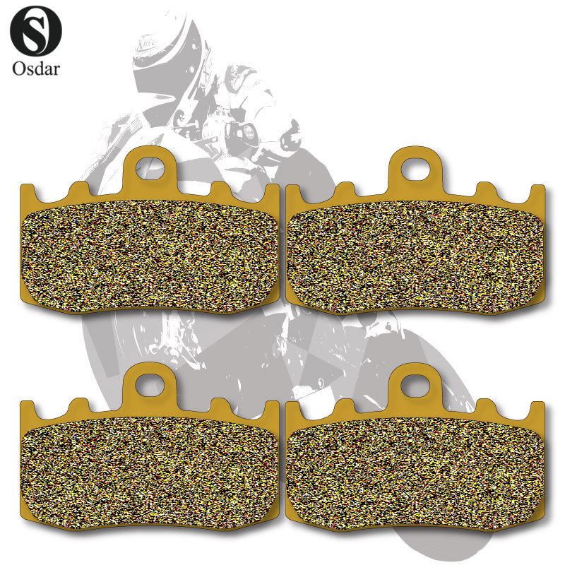 Motorcycle Brake Pads Front For BMW HP2 07-08 K 1200 01-08 R 850 2006 R 1100 01-05 R 1150 00-05 R 1200 03-08 RG 1200 04-08 front brake discs rotors for moto guzzi breva 850 1100 1200 05 08 griso 850 1100 1200 05 16 norge 850 1200 06 07 sport 1100 1200