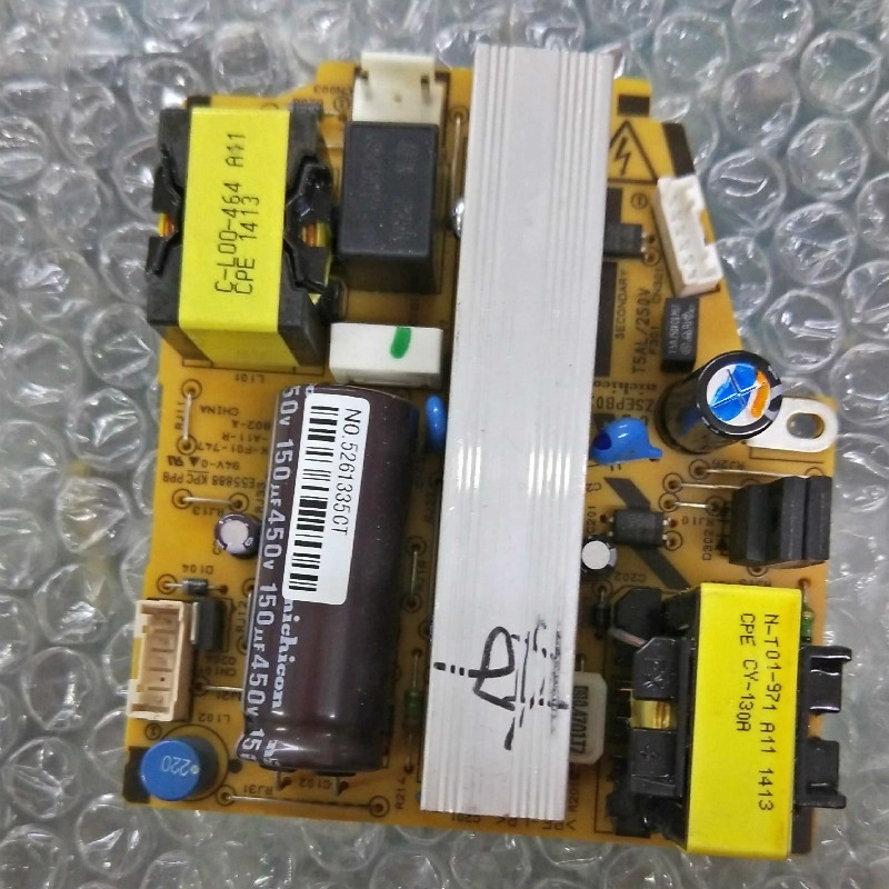 Projector Parts Main Power Supply K-F01-747 Fit for EPSON CB-S03Projector Parts Main Power Supply K-F01-747 Fit for EPSON CB-S03
