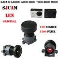 Original lente 1200 pixel 170 Graus de Largura Len para sj4000 sj4000 WIFI sj5000 ALÉM DISSO sj6000 sj7000 sj8000 sj9000 acessórios DA CÂMERA