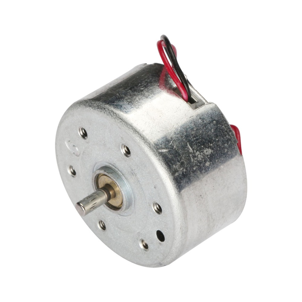 Micro Dc Motor Small Motor 3v 4500rpm High Power Torque