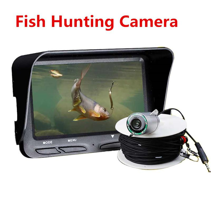LumiParty Fish Finder Outdoor Fish Detector Visual High-definition Night Vision Waterproof Camera Fish Hunting Apparatus