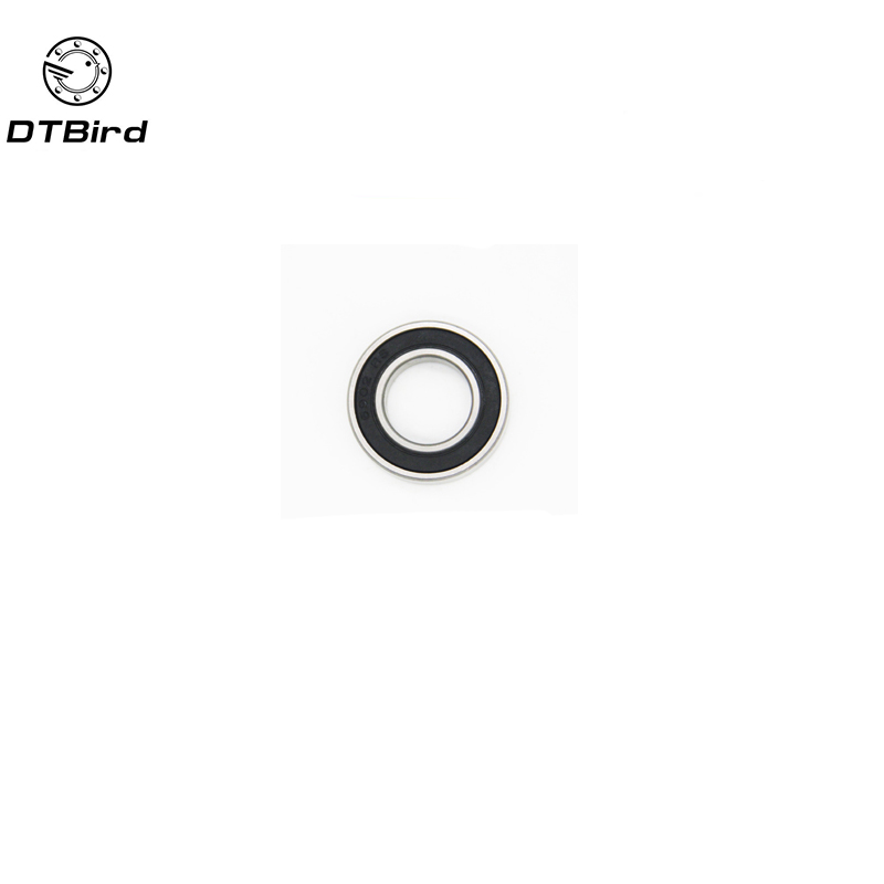 6902 2RS Si3N4 Ceramic Ball Bearing Rubber Sealed 61902 Bike Parts 15 x 28 x 7mm