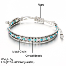 Bohemia Beads . The Friendship Rope Bracelets