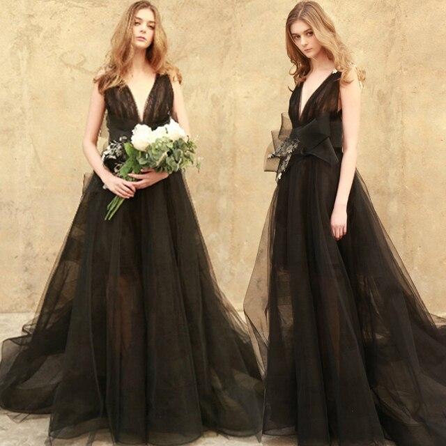 Vestito da cerimonia in pizzo nero