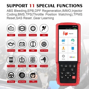 Image 5 - LAUNCH X431 CRP429C CRP 429 Auto diagnostic tool for Engine/ABS/Airbag/AT +11 Service one year Free update PK CRP129 CRP429