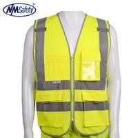 2017 verkoop nieuwe kogelvrij vest materiaal zichtbaarheid security veiligheid vest jas reflecterende strips werkkleding uniformen clothing