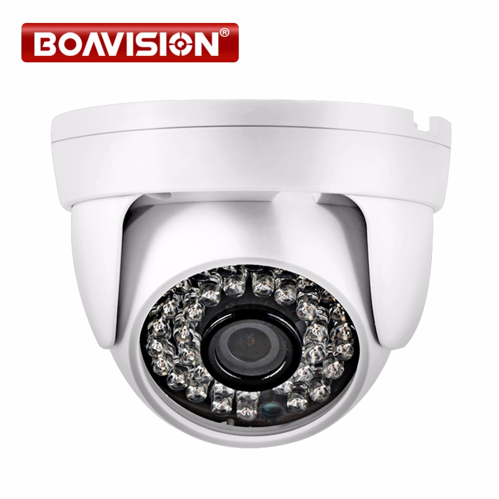 HD 720P 1080P IP Dome Camera IR Lens 3.6mm 2MP IP CCTV Security Surveillance Camera Network Onvif P2P Android IOS XMEye P2P View