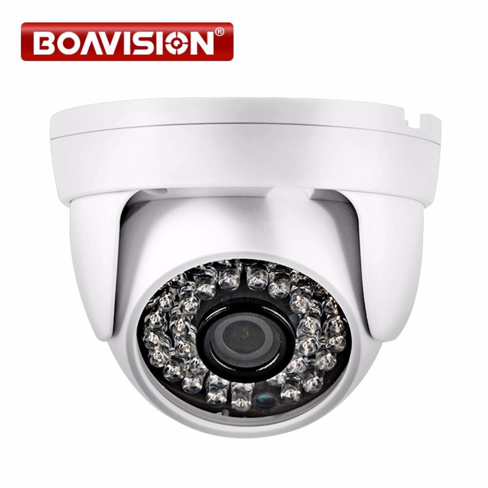 HD 720P 1080P IP Dome Camera IR Lens 3.6mm 2MP IP CCTV Security Surveillance Camera Network Onvif P2P Android iOS XMEye P2P View