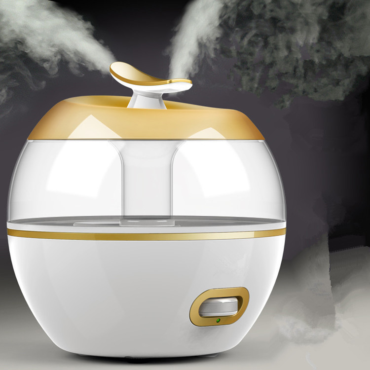 New Hot Sale Air Humidifier Ultrasonic Aromatherapy Diffuser Humidifier Mist Maker Fogger For Home and Office air humidification