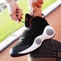 Zapatos respirables Del Deporte de Los Hombres Zapatos Casuales Hombres Lace Up Entrenadores Planas de Los Talones Zapatos Para Caminar Chausssure Homme Cómodo Zapatillas Hombre