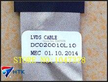 Новый для acer aspire 5742 5742g 5742z series led lcd кабель DC020010L10 laotop ЖК-Видео Кабель жк-экран ноутбука кабель видео кабель