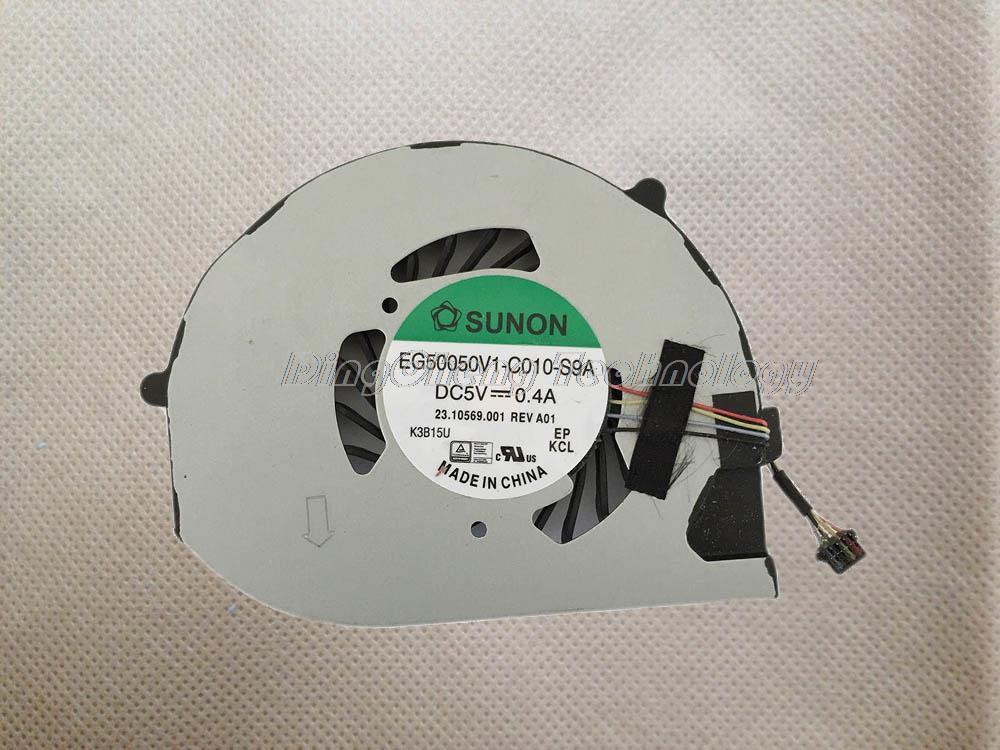 HOLYTIME FOR Acer S3 S3 391 S3 951 New CPU Cooling fan MS2346 EG50050V1 C010 S9A Laptop Radiators Cooling Fan 100% fully test