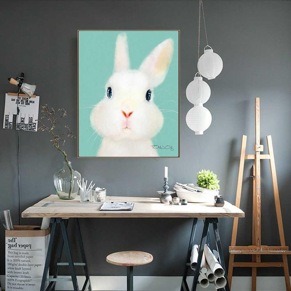 Piękny Mandarina szary kaczka obraz drukowany na płótnie obraz na ścianie plakat do pokoju dziecięcego dekoracji wnętrz Unframed LZ826