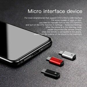 Image 3 - Control remoto Universal Baseus R03 para TV/aire acondicionado/proyectores Micro Jack Control remoto inteligente por infrarrojos para teléfono Xiaomi Huawei