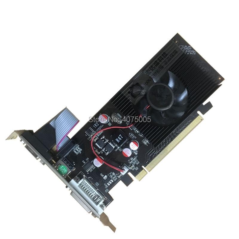 Graphics-Card DDR3 GT630 HDMI Mini New 64bit ITX 2G DVI Half-Height HPTC Original