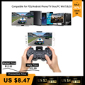 Android Wireless Gamepad For Android Phone/PC/PS3/TV Box Joystick 2.4G USB Joypad Game Controller For Xiaomi Smart Phone