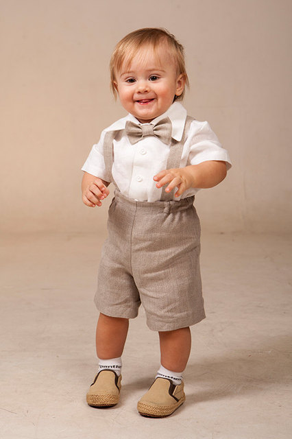 Elegant Boy Kids Suit for Weddings Party Blazers Formal