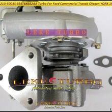 GT1549 452213-5003 S 452213-0002 452213-0003 452213-0001 452213 954T6K682AA турбо для Ford Transit Ван 96-00 для отосан YORK 2.5L