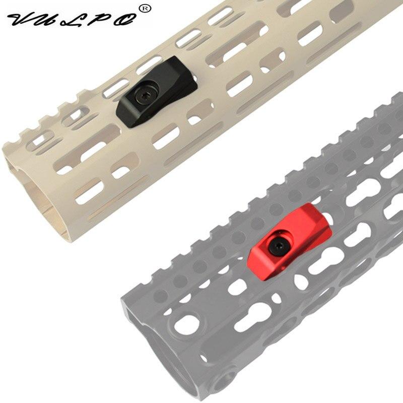 VULPO Sling Swivel Adapter Mount Attachment For Keymod M-Lok Handguard Rail