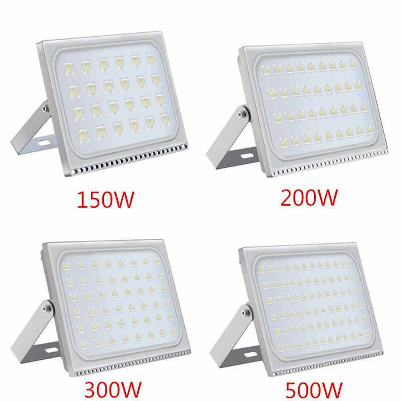 200W Watt LED SMD Flood Light Warm White Outdoor Spotlight Garden Wall Lamp US