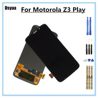 6 Inch Touch Screen Digitizer for Moto Z3 Play XT1929 XT 1929 LCD Display for Motorola Z3 Play Assembly