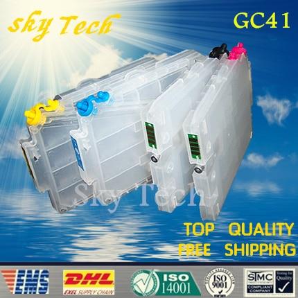 GC41 GC-41 के लिए खाली Refillable - कार्यालय इलेक्ट्रॉनिक्स