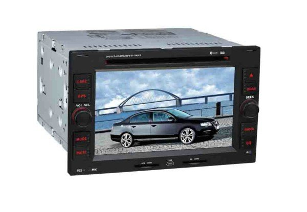 Specail Car DVD Player for PASSAT/BORA/POLO/JETTA/GOLF with DVD/VCD/Radio/Bluetooth/TV tuner/MP4/MP3