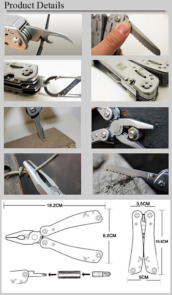 """""""Ganzo"""" aukštos kokybės profesionalūs nešiojamieji - Rankiniai įrankiai - Nuotrauka 6"""