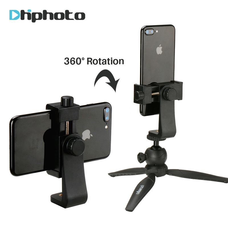 Ulanzi Vertical 360 degree Rotation Tripod Stand for iPhone X 8 7 plus