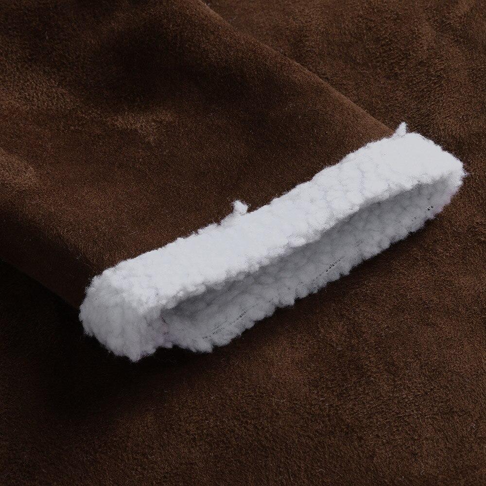 JAYCOSIN Men's Wool Warm Winter Trench Long Outwear Button Smart Overcoat Coats waterproof windproof winter jacket men 6