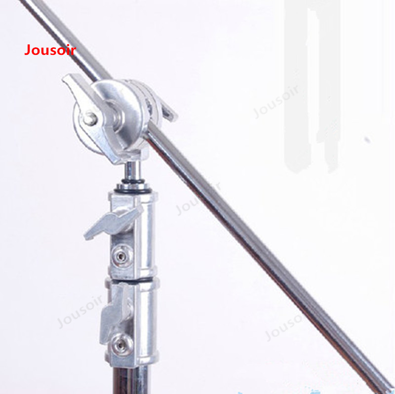 LQ K1Film photography fixtures are magic leg flag large C type frame of 9 kg net frame rail chuck stainless steel beltCD50 T03|Photo Studio Accessories| |  -