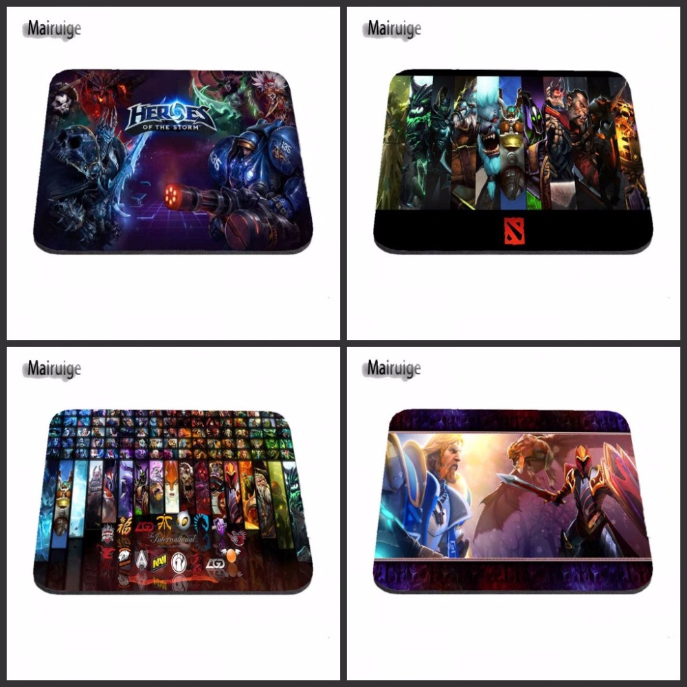 New Arrivals Shadow Fiend Dota 2 Mouse Pad Best Buy Gaming Mousepad Notbook Computer Mouse Pad Cool to Mouse Gamer Free Design