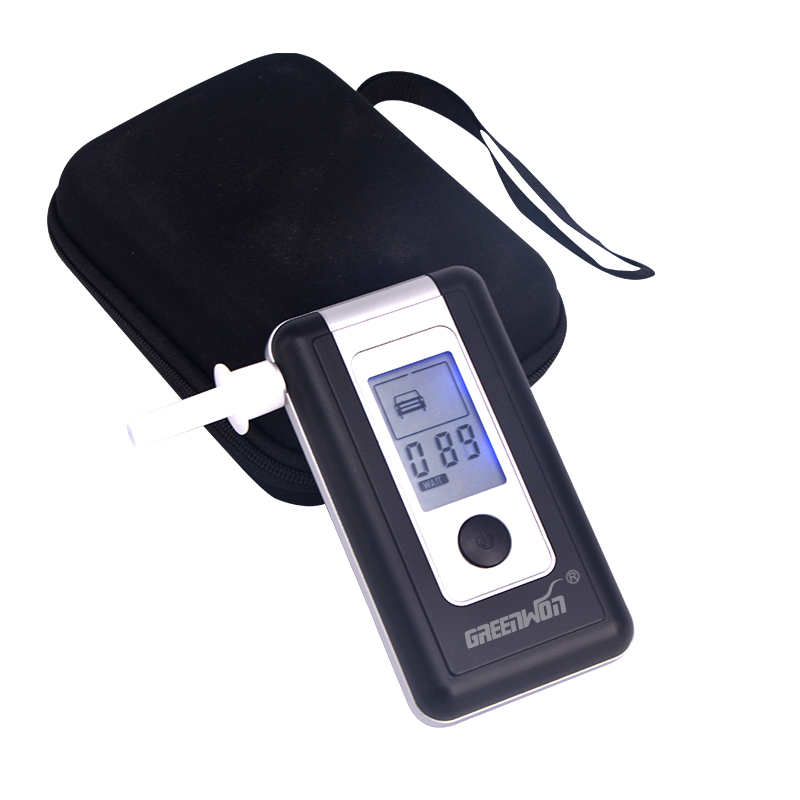 Testeur d'alcoolémie GREENWON HUALIXIN testeur d'alcoolémie numérique pour accessoires de voiture
