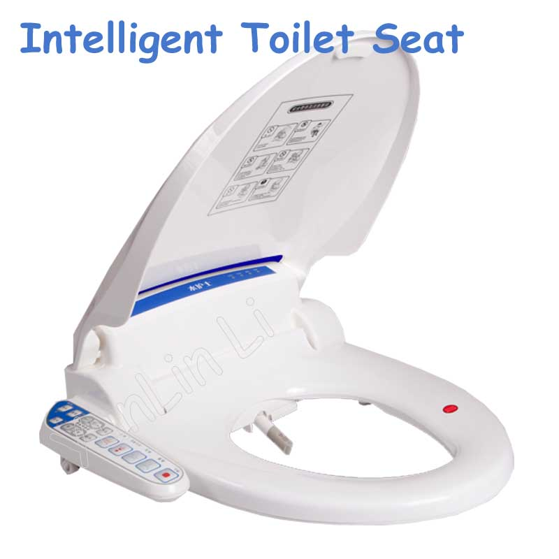 Buy automatic electronic bidet toilet washlet seat intelligent toilet seat - Automatic bidet toilet seat ...
