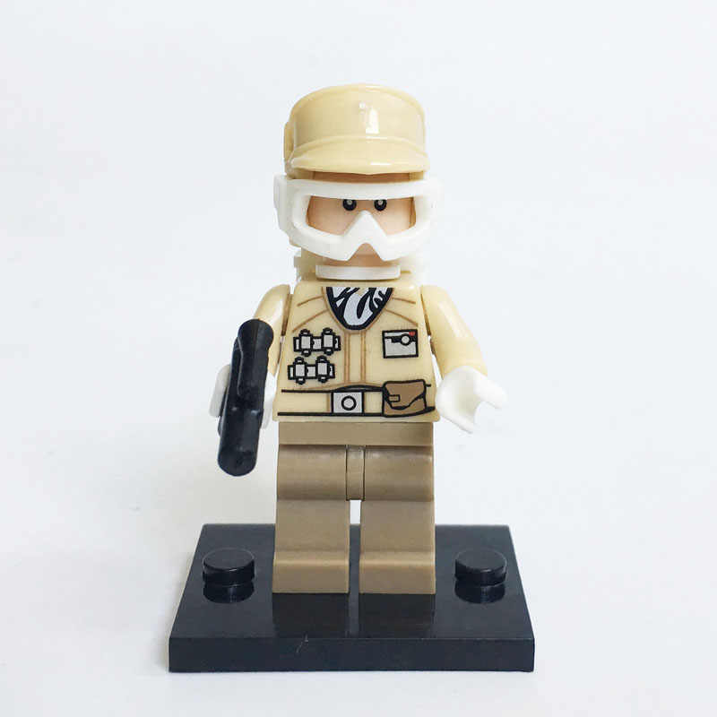 Новинка, Звездные войны, Штурмовик флота, SW995 SW259, фигурки, совместимые с legoes-brick, 75237, галстук, боец, атака, блок, детские игрушки, 21 шт./лот