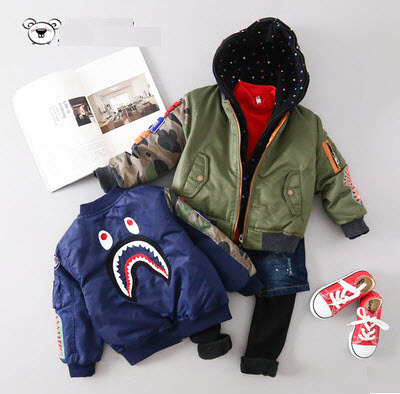 Infant Bomber Jacket - JacketIn