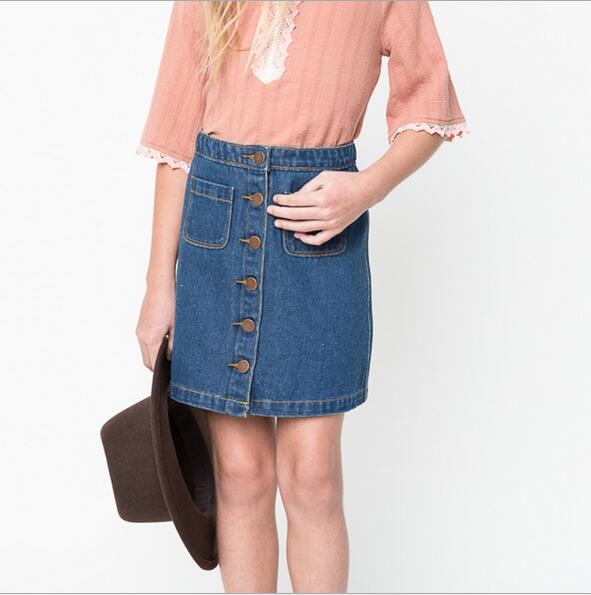 Popular Denim Skirts Juniors-Buy Cheap Denim Skirts Juniors lots ...
